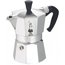 Bialetti Moka Express Espresso Maker 6 Cup